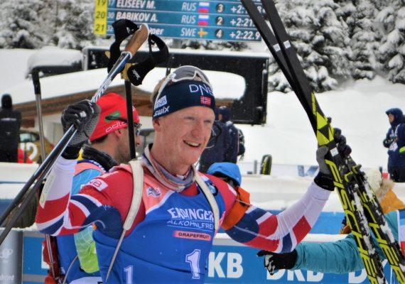 SP Annecy: Johannes Thingnes Boe opäť vyhral, Martin Otčenáš bodoval