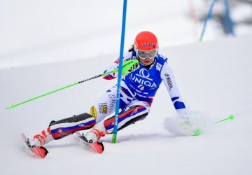 Fantastická Petra Vlhová ovládla predolympijský slalom SP v Lenzerheide!