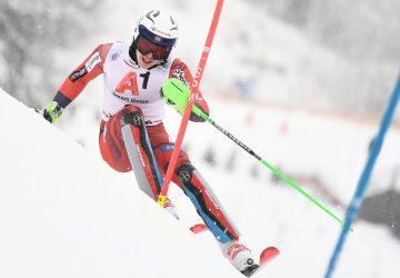 Startlist – Slalom – Maschile – Campionato Mondialle Cortina d'Ampezzo