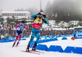 Štartová listina stíhacie preteky mužov SP Ruhpolding: Martin Fourcade môže pridať štvrté víťazstvo za sebou