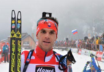 Slovenskí biatlonisti hodnotia šprint, Matej Kazár chce prekonať Soči