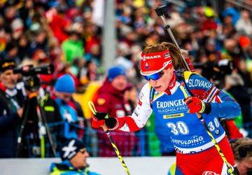 ZOH Pjongčang: Paulína Fialková potešila v šprinte výkonom napriek chorobe, Anastasia Kuzminová tiež v top 15