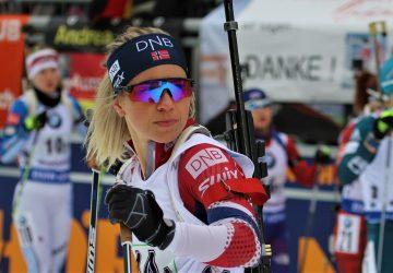 Norwegen feiert dritten Staffel-Sieg!