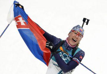 Slovensko sa v medailovej bilancii posunulo oproti Soči o štyri miesta nahor