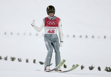 ZOH Pjongčang: Andreas Wellinger získal zlato na strednom mostíku