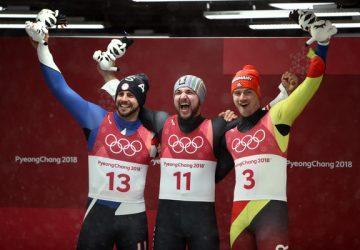Olympijským víťazom v sánkovaní sa stal David Gleirscher