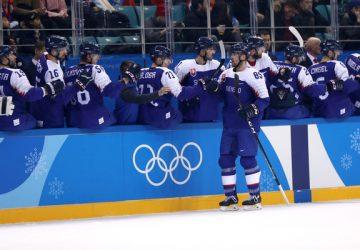 Slovensko predviedlo na úvod olympijského turnaja dokonalý obrat proti ruskej zbornej!