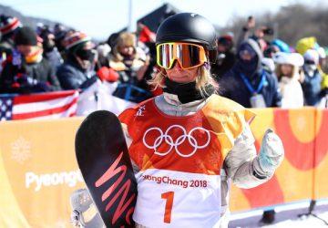 Jamie Andersonová obhájila vo veternom slopestyle zlato zo Soči, Klaudia Medlová sa snažila bojovať s počasím