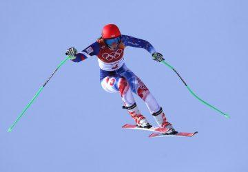 Petra Vlhová si napravila chuť v alpskej kombinácii na ZOH v Pjongčangu umiestnením v top 5