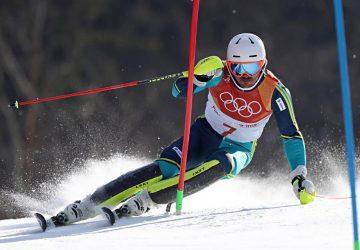Prekvapujúcim víťazom slalomu sa stal André Myhrer zo Švédska