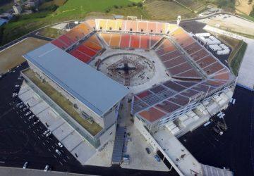 Prehľad športovísk na XXIII. ZOH v Pjongčangu