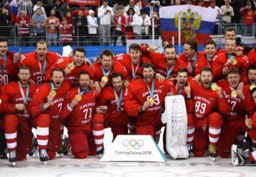 Rusi získali zlato v dramatickom finálovom súboji s Nemcami