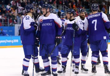 Preview zápasu Slovensko – USA: Naši hokejisti zabojujú na olympiáde o druhý triumf