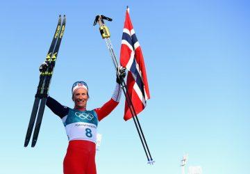 Legendárna Marit Bjoergenová získala na tridsiatke klasicky úžasné ôsme olympijské zlato