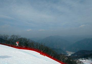 Zjazd mužov v Pjongčangu zrušený pre vietor