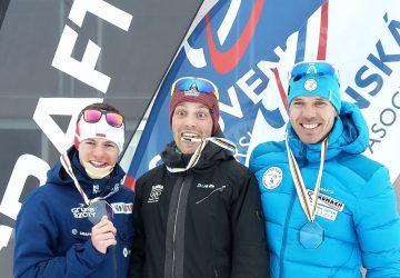 Andrej Segeč sa stal celkovým víťazom FIS Slavic Cupu 2017/2018