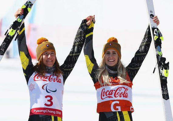 MS v para alpskom lyžovaní: Slovensko má po úvode dve zlaté medaily a jeden bronz