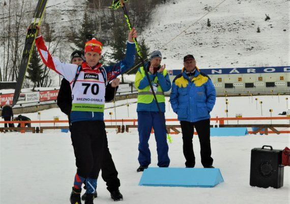 """Martin Otčenáš sa po vynikajúcom výkone stal v """"stíhačke"""" v Minsku majstrom sveta v letnom biatlone"""