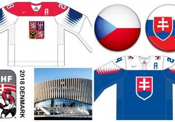 Preview zápasu Česko – Slovensko: Na úvod nás čaká susedské derby