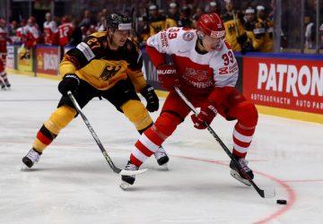 MS v hokeji Dánsko: Prvý hrací deň priniesol vysoké výhry Rusov a Švédov, v nájazdoch triumf Američanov a domácich