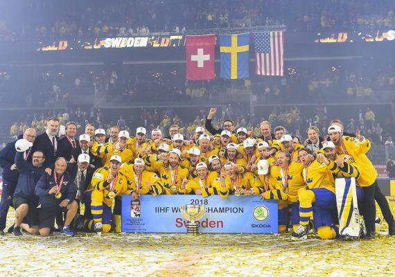 Švédi obhájili zlaté medaily z minulého roka