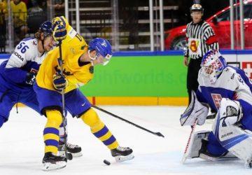 Slováci vynikajúcim výkonom vzdorovali silnému Švédsku