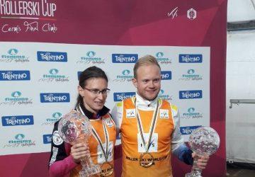 Alena Procházková obhájila veľký glóbus za SP v behu na kolieskových lyžiach