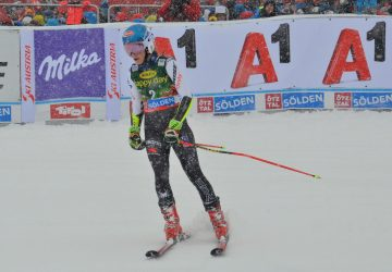 Štartová listina super-G žien v St. Moritzi