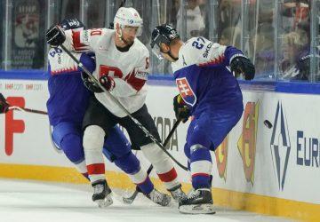 Nemecký pohár: Slovensko v úvodnom zápase tesne podľahlo Švajčiarsku