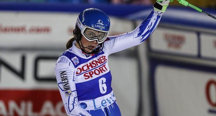 Priebežné hodnotenie SP v alpskom lyžovaní k 7.2.