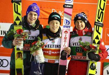 Skokan Kobajaši vyhral aj druhé preteky vo fínskej Ruke