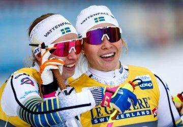 SP Lillehammer: Po víťazstvo v šprinte voľne si dobehli debutovo Sundligová a Pellegrino