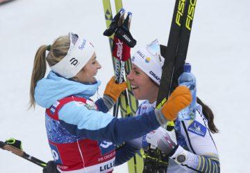 SP Lillehammer: Trojdňovú mini tour vyhrali tamojší Johaugová a Toenseth