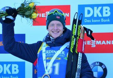 SP Oslo: Johannes Thingnes Boe potešil domáce tribúny triumfom v šprinte