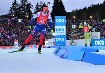 MS Östersund: Arnd Peiffer si podmanil individuál, Matej Kazár s bodovaným umiestnením