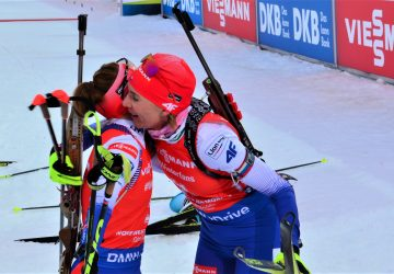Priebežné hodnotenie Svetového pohára v biatlone 2018/2019