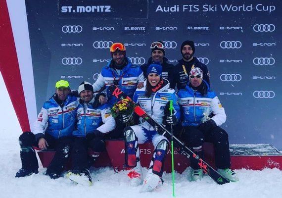 Hodnotenie SP v alpskom lyžovaní k 11. 12. 2018