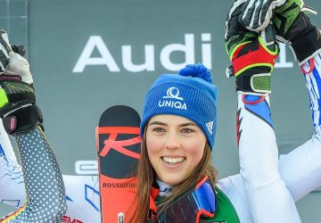 Fenomenálna Petra Vlhová sa stala majsterkou sveta v obrovskom slalome!!!
