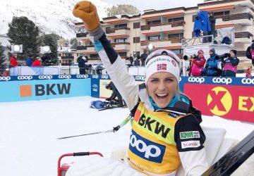 SP Davos: Johaugová a Belov boli najlepší v dištančných pretekoch voľnou technikou