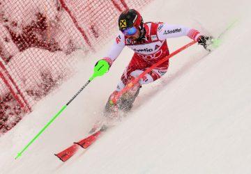 Štartová listina slalom mužov SP Wengen