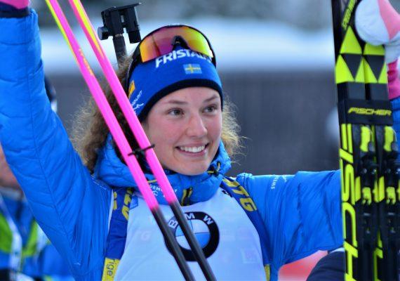 Hanna Öberg gewinnt letztes Rennen und kleine Kristallkugel im Massenstart