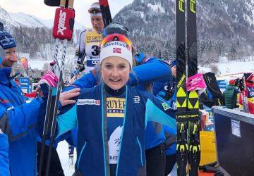 Tour de Ski: Po piatej etape v Oberstdorfe sú vo vedení Nóri Oestbergová a Klaebo