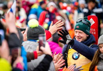 Norwegen gewinnt auch Herren Staffel