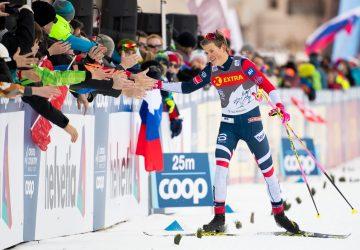 Tour de Ski – 3. etapa Val Müstair: Šprinty voľne vyhrali Nilssonová a Klaebo