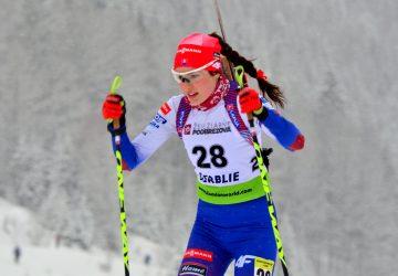 MSJaK Osrblie: Veronika Machyniaková bola najlepšia z našich vo vytrvalostných pretekoch