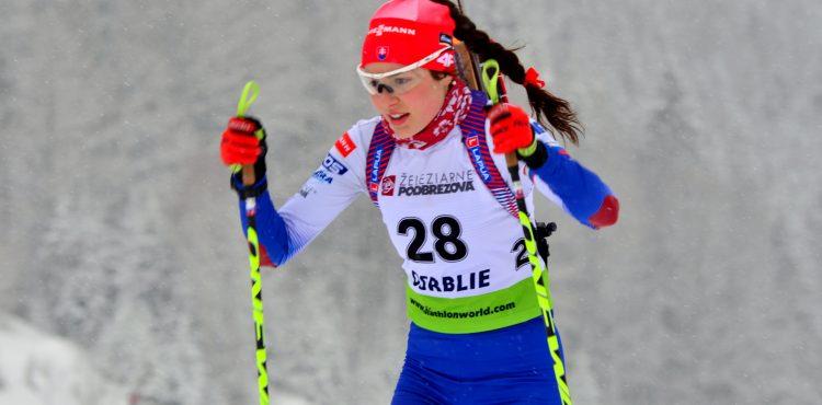 Štartová listina – vytrvalostné preteky – ženy – SP Kontiolahti: Slovenky s omladeným duom