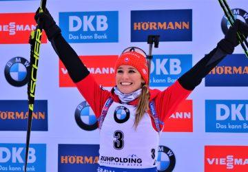 MS Östersund: Paulína Fialková sa po skvelom streleckom výkone umiestnila v top 5 individuálu
