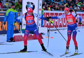 MS Östersund: Slovenské reprezentantky predviedli v štafete skvelý výkon