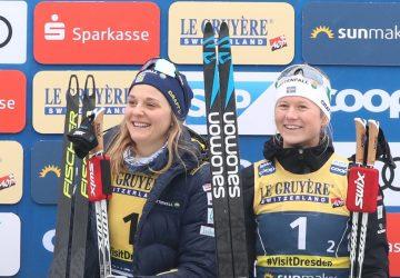 MS Seefeld: Zlato v tímových šprintoch klasicky získali Švédky a Nóri, Slovenky skončili 14.