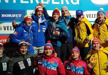 Sane: Tomáš Vaverčák a Matej Zmij ovládli preteky SPJ vo Winterbergeru